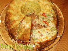 Η σημερινή συνταγή είναι από την φίλη μου την Αγγελικούλα , που μένει στην Ελβετία και μου λείπει πολύ!!!! Ένα πιάτο τόσο εντυπωσιακό, όσο κ... Main Dishes, Side Dishes, Cheese Pies, Pasta, Party Buffet, Group Meals, Greek Recipes, Bon Appetit, Guacamole