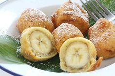 Fried Banana Bites Recipe Quick Video