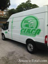 Alquiler furgonetas sin conductor en Madrid (Alcorcón)