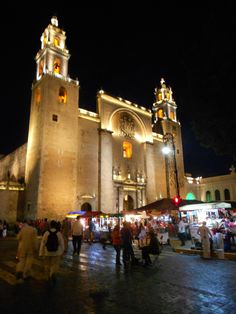 Merida, Mexico, Beautiful colonial city, coulda stayed longer there.