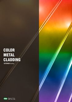 Roll 2 Roll Lamination with PVD & NCC Coating Technology Provides Cost-Saving & Material Efficiency. Roof Cladding, Metal Cladding, Stainless Steel Balustrade, Cladding Materials, Roof Ceiling, Steel Roofing, Cost Saving, Surface Finish, Wrought Iron