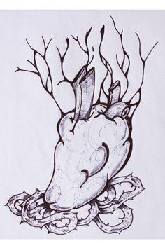 """Ink heart"""