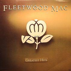 Fleetwood Mac - Greatest Hits CANADA 1988 Lp near mint Inner