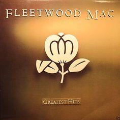 Fleetwood Mac ‎- Greatest Hits CANADA 1988 Lp near mint Inner