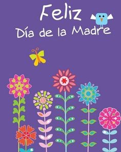Tarjetas para regalar: tarjeta con flores dibujadas