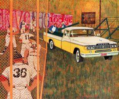 Smartest Trade of the Season | 1960 Dodge Sweptline D-100