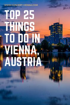 There are so many amazing things to do in Vienna, Austria! Tap this pin to discover the top 25 things that should be on your travel bucket list. Croatia Travel, Thailand Travel, Bangkok Thailand, Hawaii Travel, Italy Travel, Beautiful Places To Visit, Cool Places To Visit, Stuff To Do, Things To Do