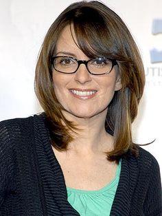 Tina Fey hair cut