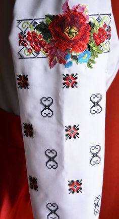 Ukrainian Embroidery. Embroidered Suit. 3-in-1. by UkrainianBeauty