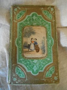 French Vintage  Childs Christian Exquisite  by FrenchCountryLiving, $32.00
