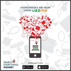 Are you a fashion lover? Always want to try the new fashion but have no time to find the stores around? Install UzzMe and find the nearby and best fashion outlets with one click. Fashion Outlet, New Fashion, Outlets, Cool Style, Playing Cards, App, Accessories, Style Fashion, Playing Card Games