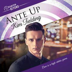 Ante Up (Audio Review) | Gay Book Reviews – M/M Book Reviews