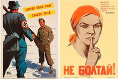 Propaganda Posters of World War Two