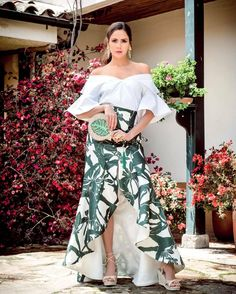 Our Fall Winter 2017 Collection featured in the latest issue of Chic Dress, Dress Up, Skirt Fashion, Fashion Dresses, Women's Fashion, Elegant Dresses, Formal Dresses, Tropical Dress, Corsage