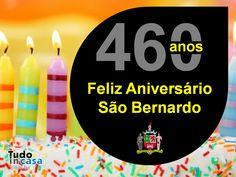 Campanha Facebook para o Tudo in casa em comemoração dos 460 anos de São Bernardo do Campo. Conheça a página no Facebook http://www.facebook.com/tudoincasa