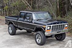 79 Ford Truck, Ford 4x4, Ford Pickup Trucks, Hot Rod Trucks, Cool Trucks, Big Trucks, Lifted Trucks, Old Ford Pickups, Trucks Only