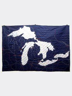 Haptic Lab - Great Lakes Quilt | VAULT