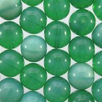 lovely opal green beads