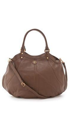 Tory Burch Dakota Large Hobo Bag. scrumptious!