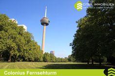 Köln-Neustadt Nord-Colonius Fernsehturm