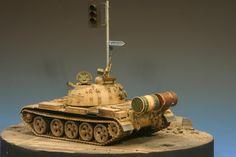 Tamiya 1:35 T-55A