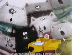 rob scotton splat the cat - Google Search