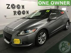 2011 Honda CR-Z for sale at First City Cars and Trucks!