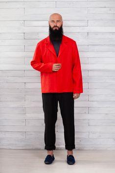 #linenmencoat #linenmenjacket #flaxmencoat #flaxmenjacket #linenmanrobe #menslinencoats #mensflaxjackets #softcoatformen #summercoatmen #lightcoatforhim #linenjacketformen #linocolore Just For You, Normcore, Leather Jacket, Rompers, Pure Products, Coat, Mens Tops, Jackets, Fashion