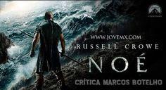 10 observações do filme Noé (2014)