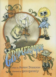 Grimericks by GrisGrimly on deviantART