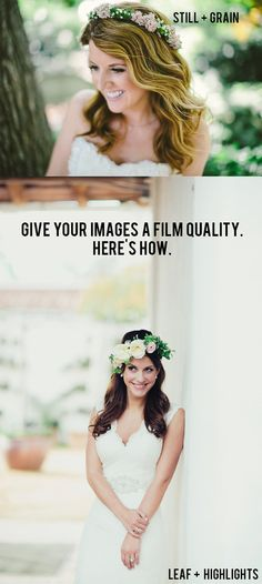 Photoshop Actions for Photoshop and Photoshop Elements. Classic Film Effect.