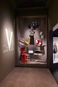 Image result for louis vuitton art display tool