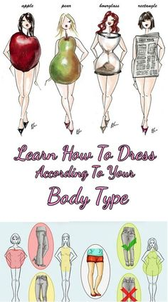 We all want to look our best and we can do it by wearing the right clothes that will help us impress. There are 4 categories for the woman body: apple, pear, hourglass and rectangular body type. You should learn your type and how to dress according to it. Take some measurements and see what …Continue reading...