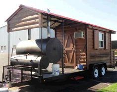 BBQ Concession Trailer - For Sale - Free Classifieds - TruckAdds.org