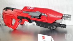 Master Chief's Iconic UNSC MA5 Halo Rifle Is Now a BOOMco Dart Blaster
