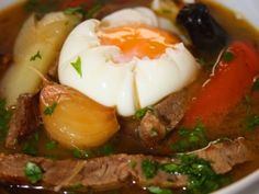 Ajiaco Chileno Chilean Recipes, Chilean Food, Kitchen Recipes, Cooking Recipes, Chili, Comida Latina, World Recipes, Meal Planning, Food And Drink