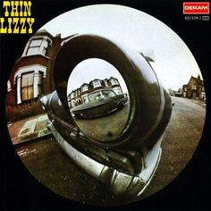 """Thin Lizzy's 1971 release """"Thin Lizzy"""""""