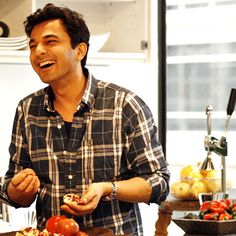 Michelin Starred Indian chef Vikas Khanna