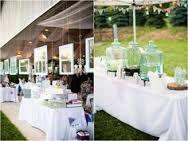 wedding drink station - Google Search