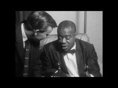 Louis Armstrong interview in Port Stanley, Ontario 1956 - http://snip.ly/8171u #Portstanley #crocanada #portstanleybia @crestiveresour3