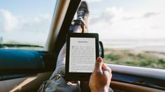 Get a new Kindle e-book reader? Here's how to set it up the right way so you're reading in no time. E Book Reader, Kindle Reader, Amazon Kindle, Kindle Unlimited, Book Suggestions, Book Aesthetic, Self Publishing, Book Photography, Bookstagram