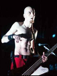 System Of A Down's bassist, Shavo Odadjian.
