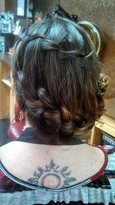 Fun braids