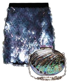 Indulge Your Inner Mermaid With These 15 Shimmering Pieces -The B Brian Atwood, Consort Sandal FTW