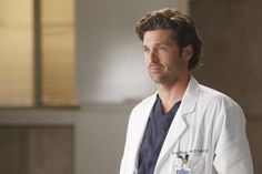 Still of Patrick Dempsey in Grey's Anatomy