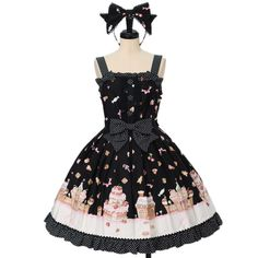 Worldwide shipping available ♪ Angelic Pretty Sweet country shearing JSK + headband https://www.wunderwelt.jp/en/products/w-19194  IOS application ☆ Alice Holic ☆ release Japanese: https://aliceholic.com/ English: http://en.aliceholic.com/