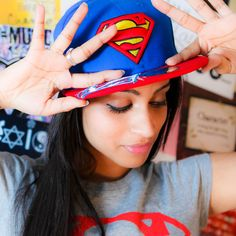 YouTube Comedienne Sensation SUPERWOMAN to attend ANOKHI's 11th Anniversary Event!   Get your tix: http://anokhimedia.com/11thanniversaryevent/tickets/    PHOTO CREDIT: Provided by Superwoman