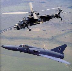 South African Air Force Cheetah R2Z