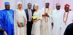 PRIKAN LOOKS: Ooni Of Ife, Atiku, Ambode Spotted At Bola Tinubu'...