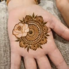 Mehndi Designs For Kids, Floral Henna Designs, Mehndi Designs Feet, Mehndi Designs Book, Latest Bridal Mehndi Designs, Full Hand Mehndi Designs, Modern Mehndi Designs, Mehndi Designs For Beginners, Mehndi Designs For Fingers